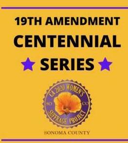 19th Amendment Centennial Kickoff logo