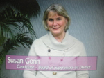 Susan Gorin on Women's Spaces Show of 3/9/2011