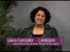 Laura Gonzalez on Women's Spaces Show filmed on 9/28/2012