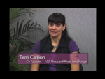 Terri Carrion on Women's Spaces TV show