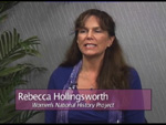 Rebecca Hollingsworth on Women's Spaces Show