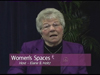 Elaine B. Holtz, host of Women's Spaces Show