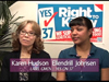 Karen Hudson & Ellendril Johnsen on Women's Spaces Show filmed 10/5/2012