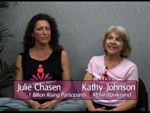 Julie Chasen and Kathy Johnson on Women's Spaces Show