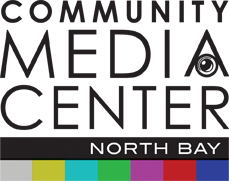 Community Media Center of the North Bay logo and link