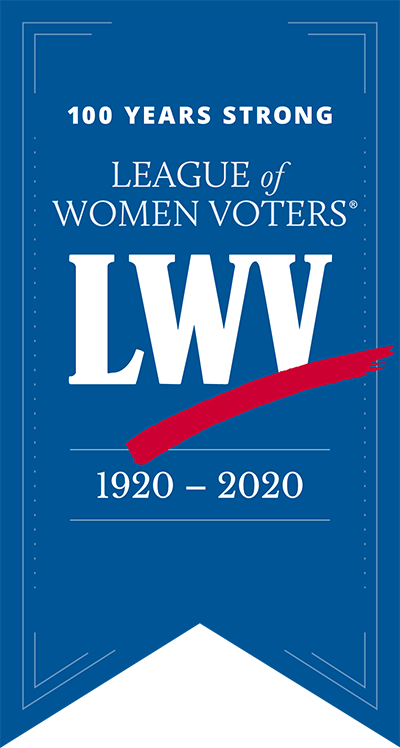 League for Women Voters Centennial Celebration